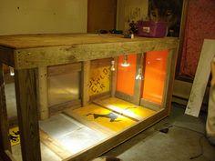 savannah monitor enclosure   Savannah Monitor Cage For Sale Monitor cage shopping list