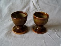 The Friars, Aylesford, England Egg Cups