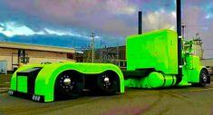 Big Rig Trucks, New Trucks, Custom Trucks, Lifted Trucks, Cool Trucks, Custom Cars, Lifted Chevy, Peterbilt 379, Peterbilt Trucks