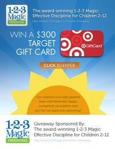 Win $300 Gift card!