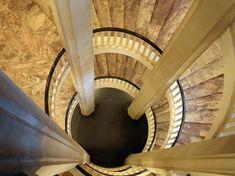 Staircase of Schwerin Palace in Mecklenburg Saxony Anhalt, Rhineland Palatinate, Dresden, Lower Saxony, North Rhine Westphalia, Bavaria, Palace, Castle, Germany