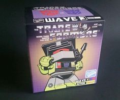 Transformers Wave 3 Action Figure The Loyal Subjects Vinyl Toy Blind Box New #TheLoyalSubjects