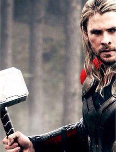 OMG I LOVE THOR!! <3  #Marvel #Thor #MINE <<<<<< ...............................................................