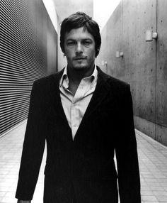 Daryl on Walking Dead...so cute.