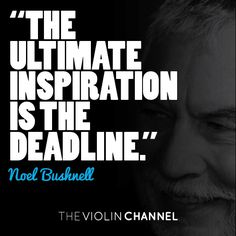 """The ultimate inspir"