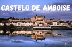 Os castelos do Vale do Loire são lindos e, alguns deles, com muita história. É o caso do Castelo de Amboise, que fica em cima de uma rocha imensa, foi a última fortaleza medieval da França e o primeiro palácio do Renascimento. O castelo foi incluído na lista de monumentos históricos da França em 1840.