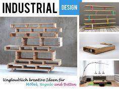Meine Favoriten – Kunstvolle Industrial Style Möbel und Regale