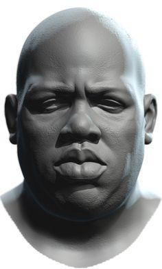 afro dude, Georgi Georgiev on ArtStation at https://www.artstation.com/artwork/BO0Wm