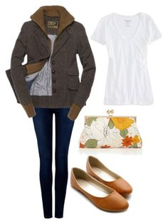"""""""Come on, Fall!"""" by preppyminusthepearls on Polyvore"""