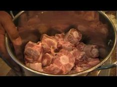 "How to cook Ox Tails Right the first time. feet recipe soul food crockpot How to cook Ox Tails ""Right"" the first time. Oxtail Recipes, Crockpot Recipes, Cooking Recipes, Jamaican Dishes, Jamaican Recipes, Jamaican Oxtail, Chow Mein, Cooking Oxtails, Oxtail Soup"