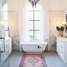 Gorgeous bathroom wi