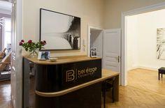 beletage COSMETICS - Neubaugasse - 1070 Vienna Vienna, Showroom, Entryway Tables, Cosmetics, Cabinet, Storage, Furniture, Home Decor, Nice Asses