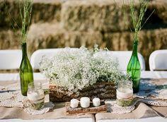 17 Awe Inspiring Log Centerpiece Designs To Adorn Your Dining Table
