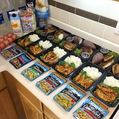 woohoo  got all my stuff back. Meal prep complete for next week.  Let gains flow  #food #mealprepsunday #mealprep #gym #gymrat #gains #nutrition #healthyeats #cleaneats #macros #protein #fat #carbs #muscle #musclefood #eat #igfit #igmeals #igfood  #instafit #instafood #igfitness #instagood #instalike #instahealth #foodie #foodisfuel #bodybuilding by berejen
