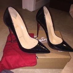 Christian Louboutin Shoes - Christian Louboutin 120mm So Kate heel