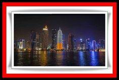 Noite em Dubai