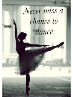Never miss a chance to dance #NETASPORTER #ballet
