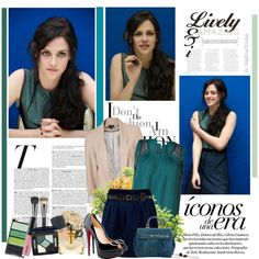 Kristen Stewart Breaking Dawn Press Conference by angelenvyofcouture on Polyvore featuring мода, Sandro, Vanessa Bruno Athé, Christian Louboutin, Ri2k, 3.1 Phillip Lim, Christian Dior, Wet n Wild, MAC Cosmetics and Bulgari