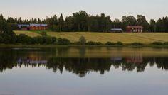 Jalasjärvi, South Ostrobothnia province of Western Finland. - Etelä-Pohjanmaa.