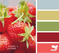 Color palette for sewing room?