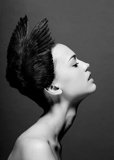 Sophie Dreijer Photographer: Fabien Baron Stylist: Ludivine Poiblanc Model: Maria Piovesan