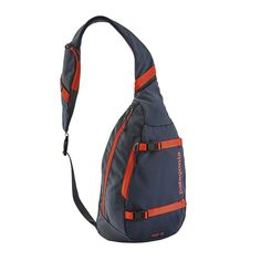 ATOM SLING Patigonia - environmentally conscious, quality products, excellent customer service.
