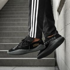 sale retailer e8adc 0357b adidas x Neighborhood Kamanda 01 (Core Black  Core Black  Core Black)