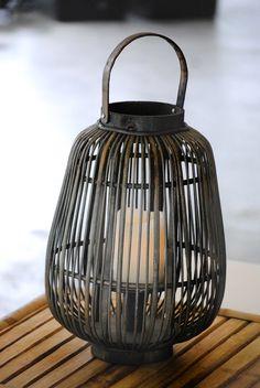 Theme From JAK bamboo lantern