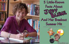 5 Little-Known Facts About Judy Blume And Her Breakout Summer Hit