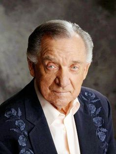 Ray Price. I love this man and his music.  Rest in peace Ray We love you! Thank you for all the beautiful music.