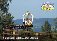 #netztipps Der familiär geführte Erlebnispark Steinau hat sich in nur wenigen Jahren zu Osthessens größtem Freizeitpark gemausert. In reizvoller Spessart-Landschaft am Waldrand gelegen, finden Besucher ein über 17 Hektar großes Gelände. Der Erlebnispark Steinau wagt eine spannende Symbiose aus Spiel und Spaß in Kombination mit dem Erkunden des bodenständigen Landlebens. Zahlreiche Attraktionen wie die 850 Meter ... Beitrag Erlebnispark S