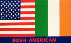 This St. Patrick's Day let everyone know that you are a proud Irish American by waving this Irish American Flag. 3' x 5'.