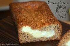 banana bread cream cheese - I made this and it turned out really good. Delicious!