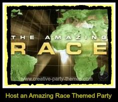 An Amazing Race theme party is a fast-paced and fun idea that's great for teens and adults. Here's how to plan an event with no road blocks!