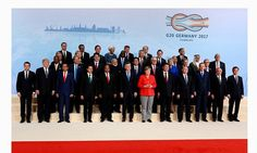 """The US President Trump's """"America first"""" position has made negotiations difficult and divided G20 on some issues.But in the efforts of all parties, the Hamburg summit reached """"the leaders of the group of twenty Hamburg summit communique"""".As an excellent production services products such as carbon steel pipe,lsaw steel pipe,erw steel pipe,spiral welded pipe and so on,"""