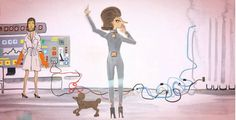 Tependris by Konstantinos Kakanias Fauvism, Illustration Art, My Love, Sink Tops, Fauvism Art