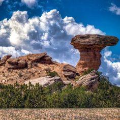 New Mexico, Camel Rock