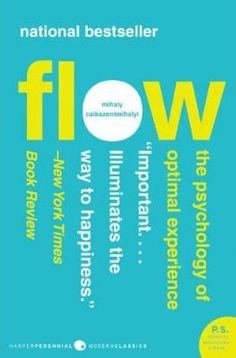 Upcycled Education: Flow theory and motivation