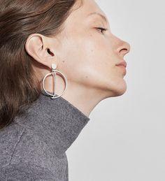 Movil Earrings | Nilinear