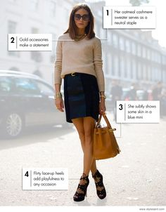 OUTFIT ANALYZED WITH OLIVIA PALERMO - OLIVIA PALERMO'S PERFECTLY POLISHED LOOK - Olivia Palermo's uptown twist on all things downtown cool makes this socialite's style unforgettable. Her impeccable ability to mix high & low keeps her...
