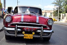 Cuba 50's cars - shot by No Pun Intended World