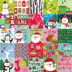 Hey friends! I just finished posting24 days of Christmas illustrations, in the days leading up to Christmas. I'm loving sharing my photo...