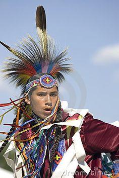 Beautiful Warrior Dancer