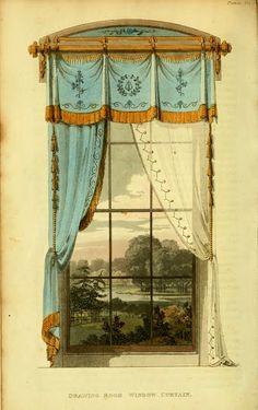 Office Curtains, Cute Curtains, French Curtains, Shabby Chic Curtains, Drop Cloth Curtains, Farmhouse Curtains, Floral Curtains, Country Curtains, Kitchen Curtains