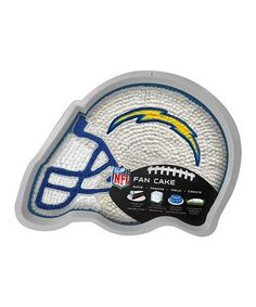 Another great find on #zulily! San Diego Chargers Fan Cake Pan #zulilyfinds
