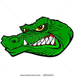 Find gator mascot stock images in HD and millions of other royalty-free stock photos, illustrations and vectors in the Shutterstock collection. Thousands of new, high-quality pictures added every day. Alligator Tattoo, Reptiles, Florida Gators Football, Swim Team, School Design, Pop Art, Graffiti, Creatures, Stock Photos