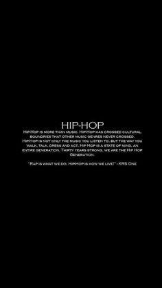 #hiphopnation
