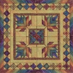 Autumn Leaves counted canvaswork needlepoint chart only From Nancy's Needle $11.70