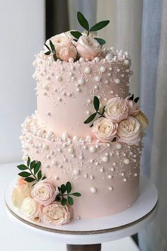 Cake decorating tools to create beautiful patterns. Jewelry can be eaten! Elegant Wedding Cakes, Beautiful Wedding Cakes, Gorgeous Cakes, Wedding Cake Designs, Pretty Cakes, Amazing Cakes, Lace Wedding, Rustic Wedding, Wedding Rings