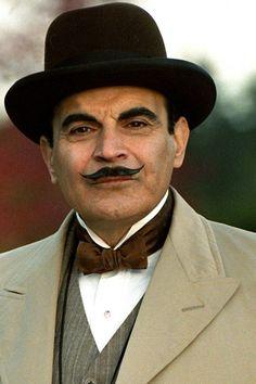 David Suchet è Poirot